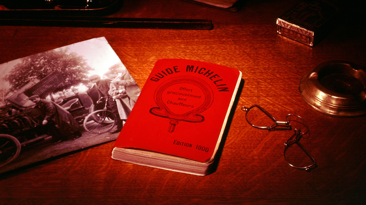From The Road To The Table : Understanding The Michelin Guide